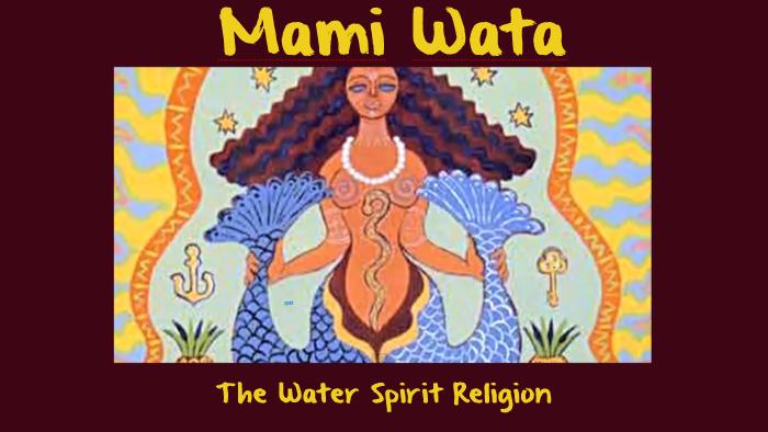 Mami Wata by Kennedy Poole-Jenkins on Prezi