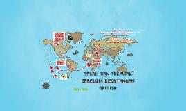 Peta Kedatangan Kuasa Barat Ke Tanah Melayu