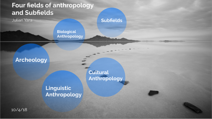 the four fields of anthropology are