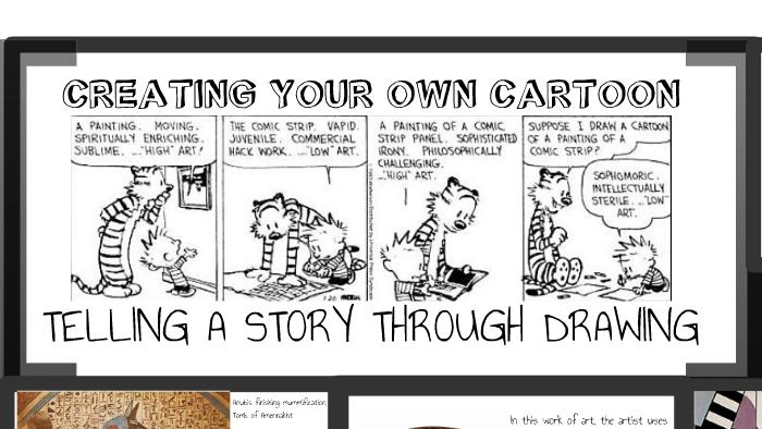 drawing comic strips by andrea slusarski on prezi