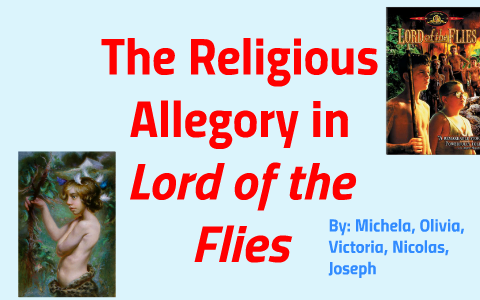 what is religious allegory