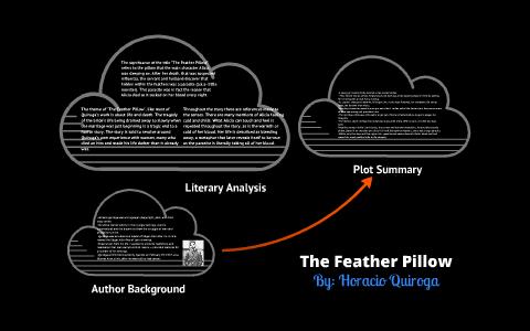 the feather pillow analysis