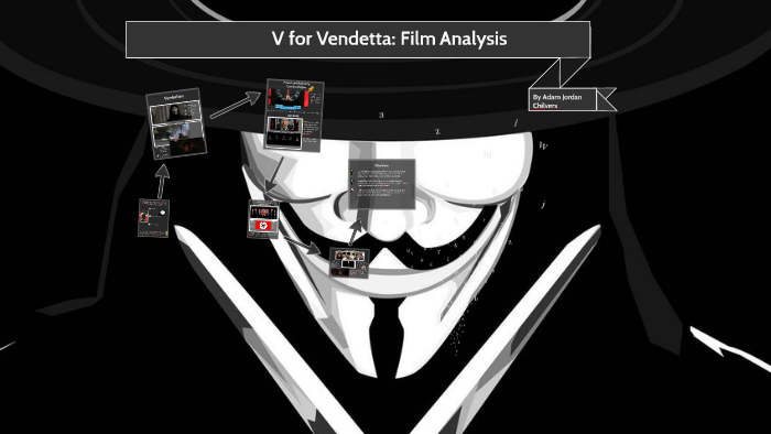v for vendetta summary and analysis