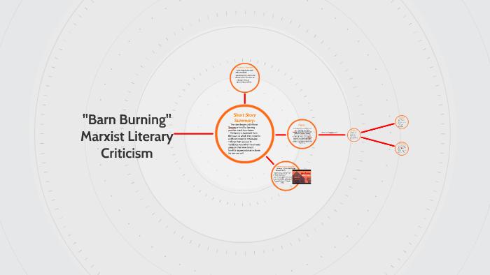literary analysis of barn burning