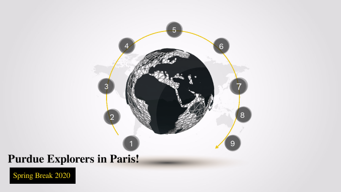 Purdue Spring Break 2020.Purdue Explorers In Paris By Kate Winton On Prezi Next