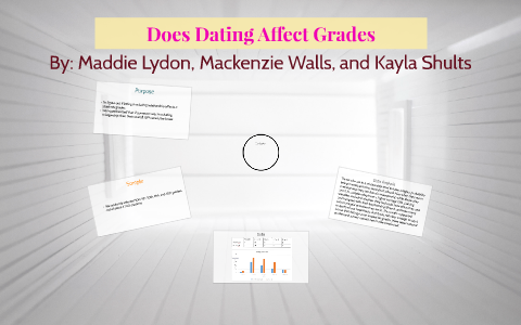 does dating affect grades