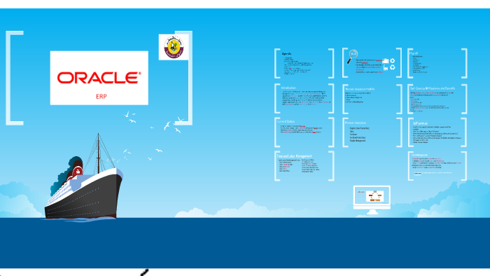 Oracle ERP by mohammad hammad on Prezi