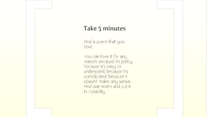 Copy of TP-CASTT Poetry Analysis by Jessica Urfer on Prezi