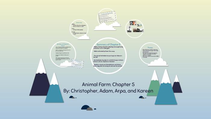 Animal Farm: Chapter 5 by Christopher Salivio on Prezi