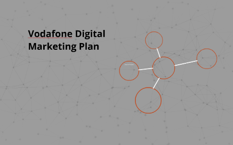 vodafone marketing strategy