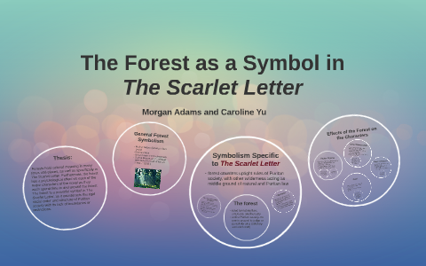 the scarlet letter the forest