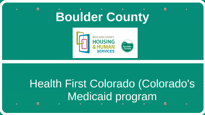 Boulder County by Alison Keesler on Prezi