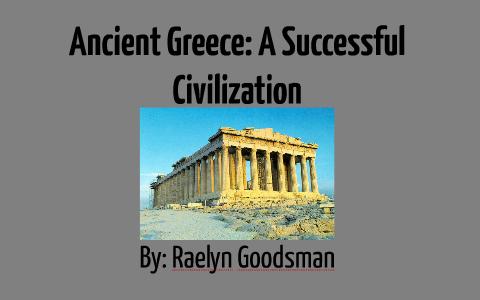 what makes a civilization successful