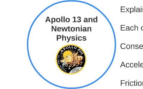 apollo 13 physics