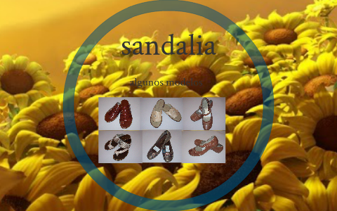 Sandalia Kevin Amado By On Prezi xBdCWoeQr