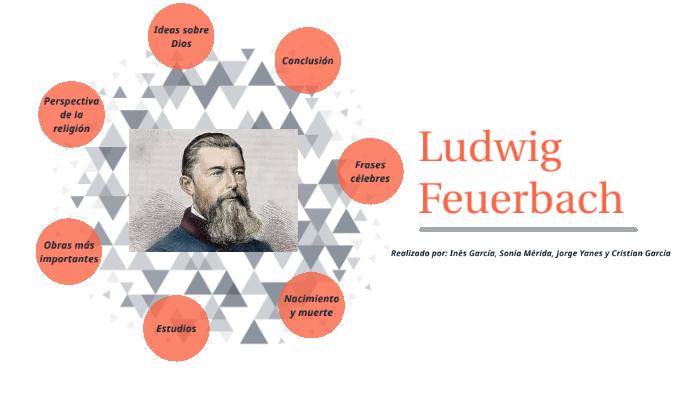 Ludwing Feuerbach By Cristian García López On Prezi Next