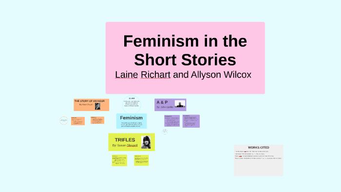 feminism in trifles