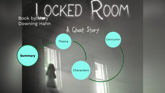 The Girl In The Locked Room By Kaenan Gates