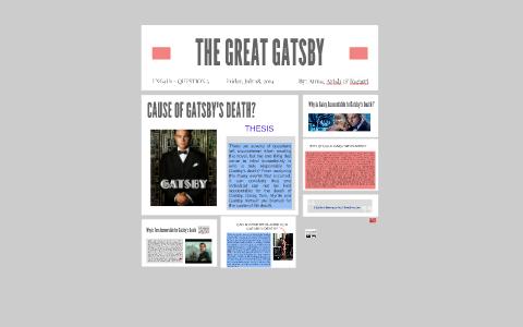 THE GREAT GATSBY by Anna Ravi on Prezi