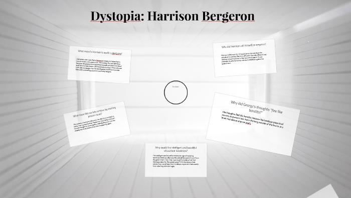 harrison bergeron dystopia
