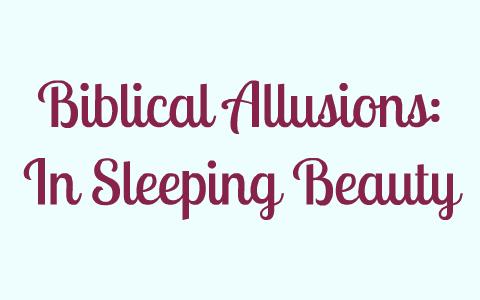 Biblical Allusions by Amy Phan on Prezi