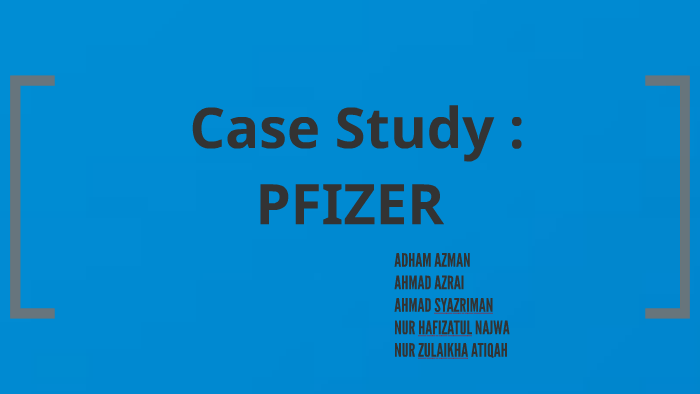 pfizerworks case study