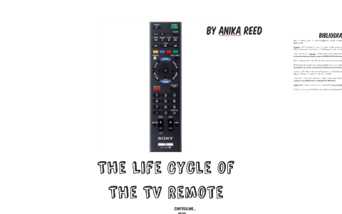 product life cycle of tv
