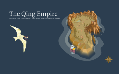 Qing Empire Spice Project By Karissa Mccright
