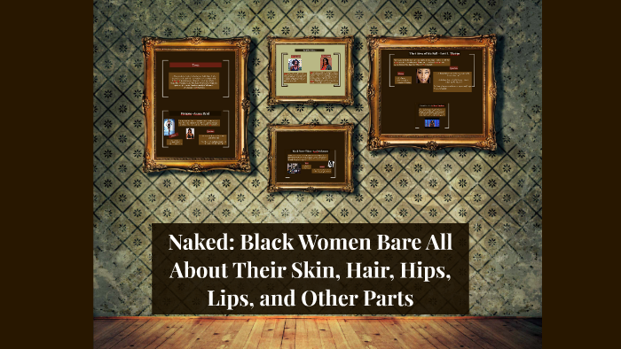 Does not images of naked black women