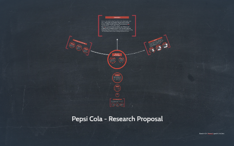 Pepsi Cola - Research Proposal by Rhianna Poole on Prezi