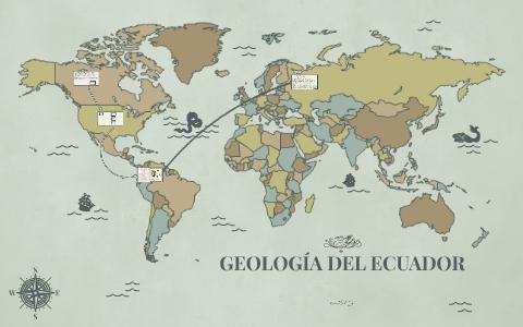 Geologia Del Ecuador By Alfredo Moreira Chuya On Prezi