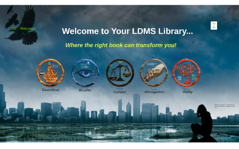 Welcome to Your LDMS Library    by Desi Beard on Prezi