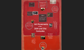 Art Movements Of The 20th And 21st Century By Jennifer Mcgill Thompson