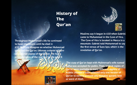The Importance of The Qur'an by Jareth Navarro on Prezi