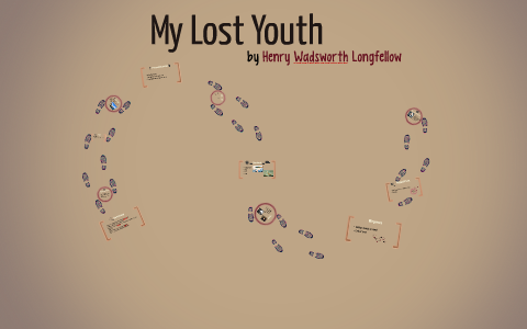my lost youth longfellow
