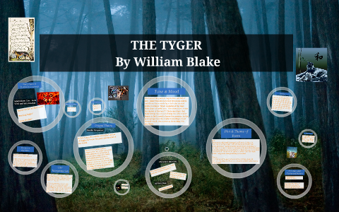 the lamb and the tyger theme