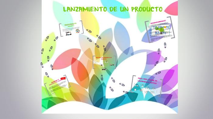 Lanzamiento De Un Producto By Prezi User On Prezi