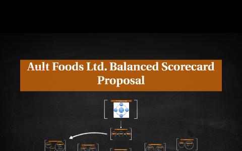Ault Foods Ltd  Balanced Scorecard Proposal by Erica Lazcano on Prezi