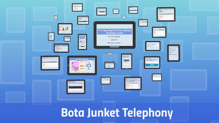 Bota Junket Telephony by Anna Liza Mejia on Prezi