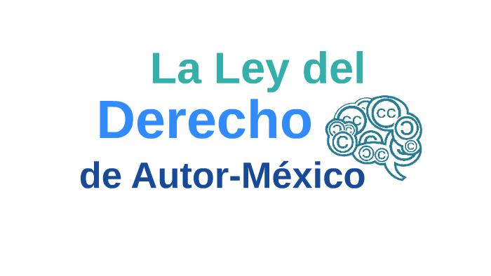 Ley Federal Del Derecho De Autor Mexico By Vega Guadalupe