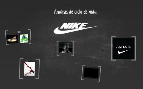 Credo Aislar traducir  Analisis de ciclo de vida Nike by Camila Alarcón Mercado