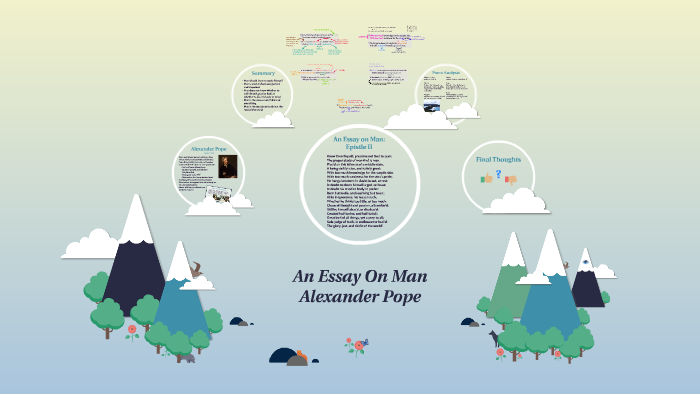 essay on man epistle 2 prezi