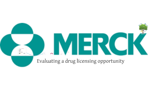 merck & company evaluating a drug licensing opportunity decision tree