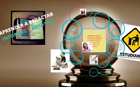 Aprender A Redactar Informes Y Ensayos By