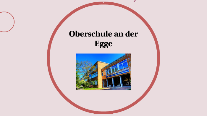 Oberschule An Der Egge By Margarete Loschenizin On Prezi