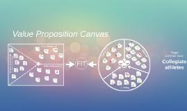 Flat Value Proposition Canvas Powerpoint Template Free Prezi