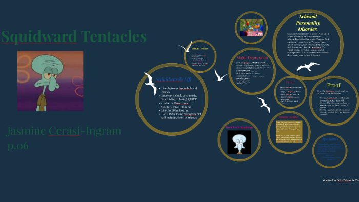 Squidward Tentacles by Jasmine Cerasi on Prezi