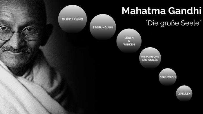 Mahatma Gandhi By Maggie Kasper On Prezi Next