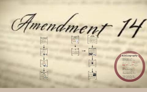 What Is The 14th Amendment By Annie Driver On Prezi