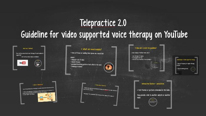 Telepractice 2 0 By Isabella Lokosek On Prezi